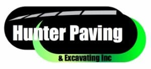 Hunter Paving And Excavating Logo